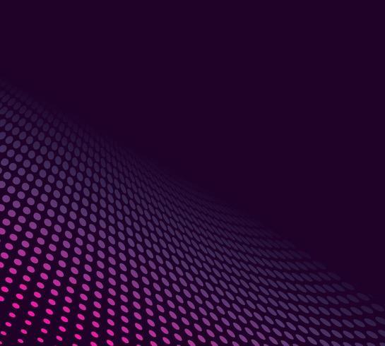 Abstrait violet demi-teinte vecteur