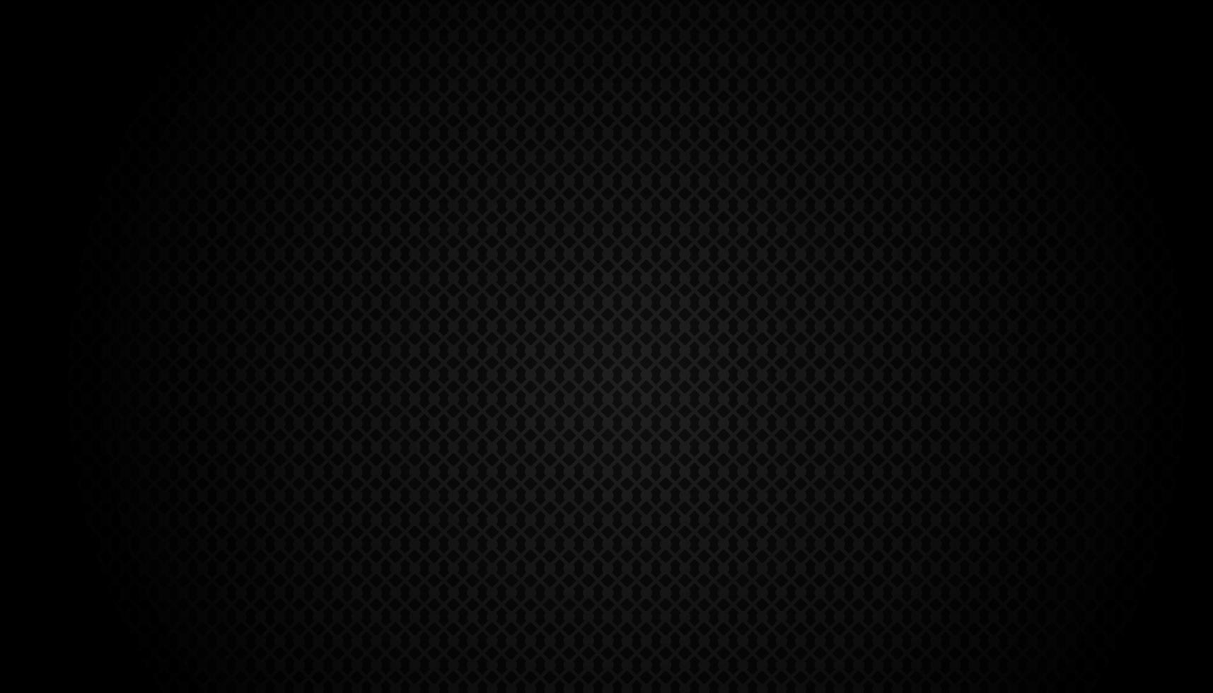 Fond noir texturé vecteur