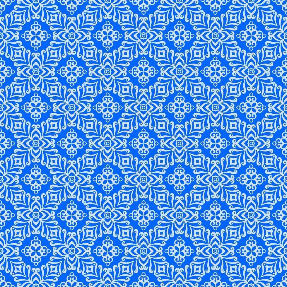 bleu avec détails géométriques bleu clair vecteur