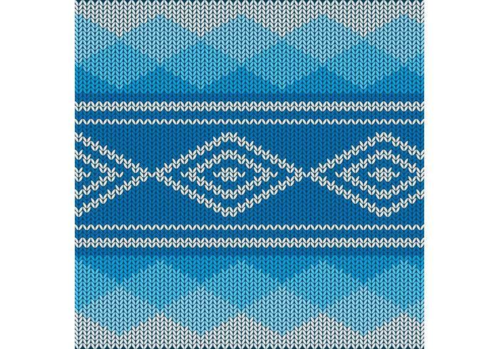 Textile de vecteur hivernal