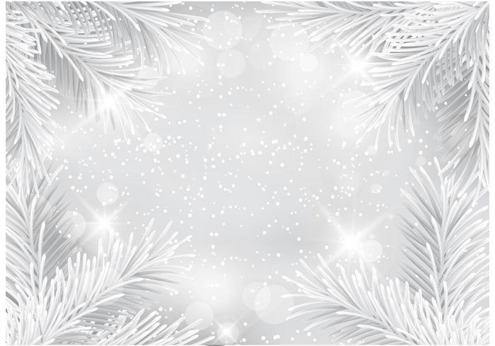 Fond d'écran de Noël Glitter gratuit vecteur