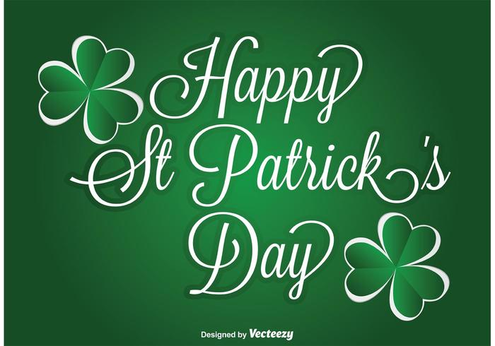 St Patrick's Day Illustration vecteur
