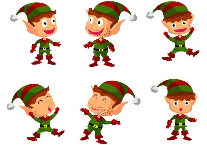 Les vecteurs Elfes vecteur