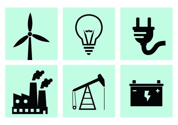 Vecteurs de production d'énergie vecteur
