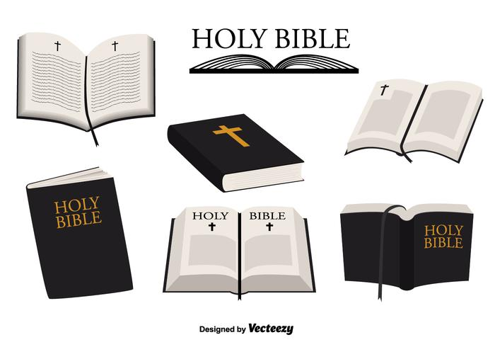 Saint Bible Vector