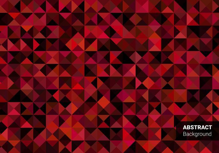 Vecteur triangle abstraite gratuit