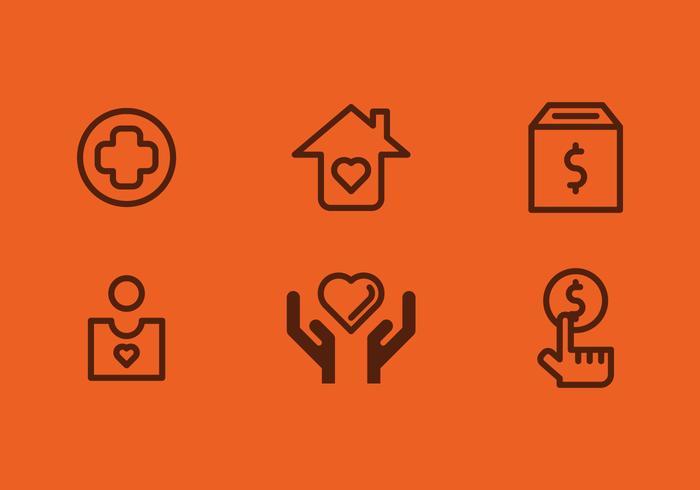 Free Donate Icons # 1 vecteur