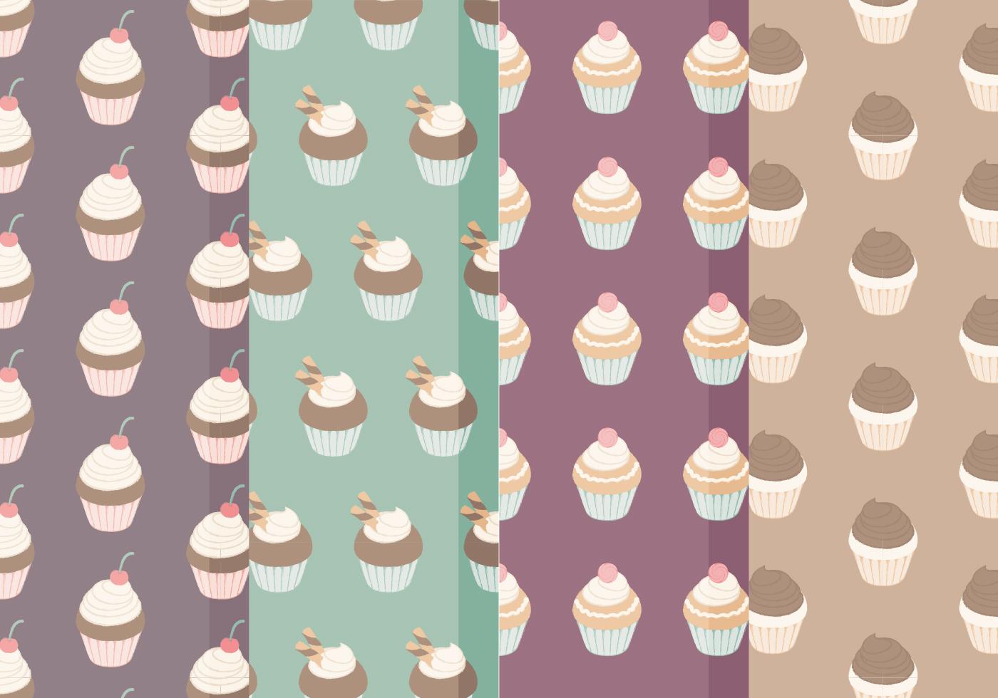 Modele De Cupcake Vector Telecharger Vectoriel Gratuit Clipart Graphique Vecteur Dessins Et Pictogramme Gratuit