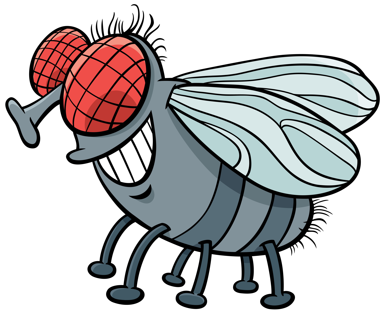 Dessin Anime De Caractere Insecte Mouche Telecharger Vectoriel Gratuit Clipart Graphique Vecteur Dessins Et Pictogramme Gratuit