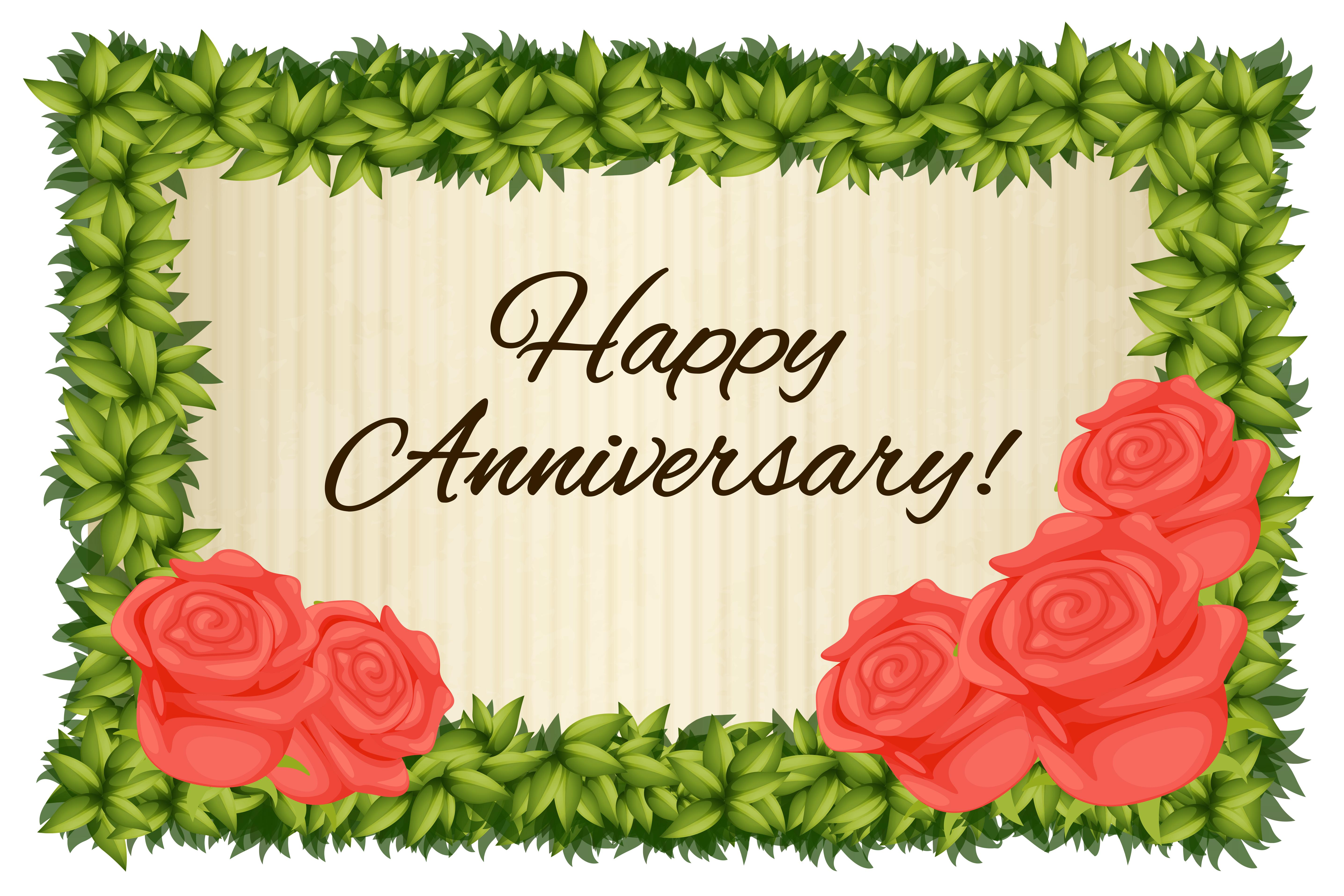 Modele De Carte Joyeux Anniversaire Avec Roses Rouges Telecharger Vectoriel Gratuit Clipart Graphique Vecteur Dessins Et Pictogramme Gratuit