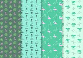 Vector Free Pattern Pattern