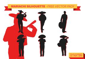 Paquet de vecteur gratuit mariachi