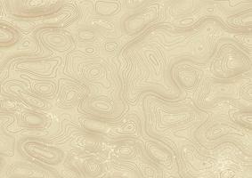 conception de topographie de style vintage vecteur