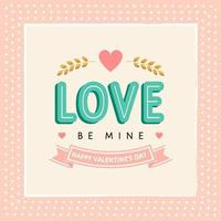 fond d'amour saint valentin