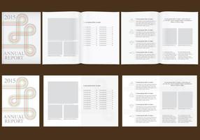 Rapport annuel minimaliste vecteur