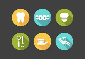 Vecteur dentaire