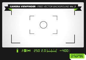 Viseur de l'appareil photo Vector Free Vol. 3