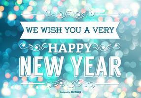 Bonne année Illustration vecteur
