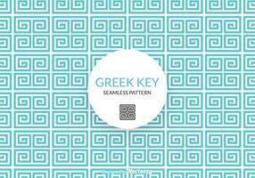 Patron vectoriel clé grec gratuit