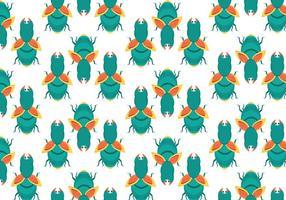 Vecteur de motif de termites gratuit