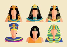 Vecteurs Cleopatra vecteur