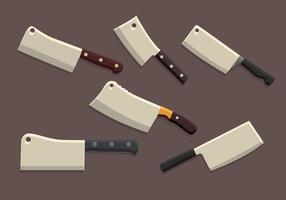 Vecteurs de couteau