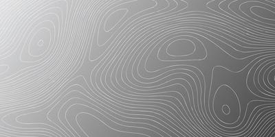 fond de contour de topographie vecteur