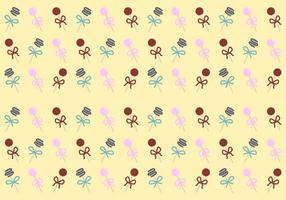 Free Cake Pops Patterns # 4 vecteur