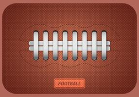 Vecteur de balle de football américain gratuit