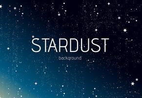 Fond de vecteur stardust