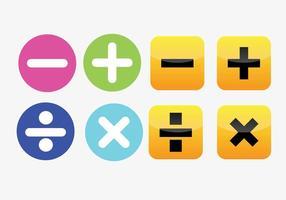 Vecteur mathématique gratuit pour enfants