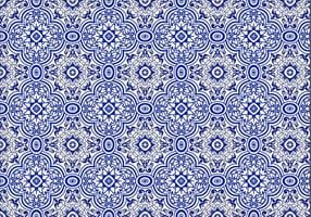 Vecteur de fond gratuit Azulejo