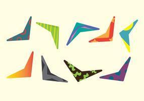 Icône gratuite Boomerang Vector # 1