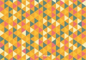 Fond géométrique abstraite de vecteur abstrait