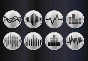 Vecteur de barres sonores