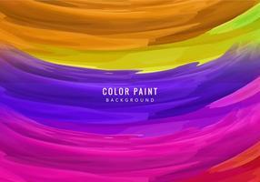 Fond coloré abstrait vecteur
