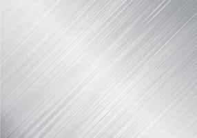 Texture de métal brillant vecteur