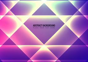 Fond abstrait avec effet lumineux coloré