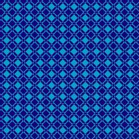 motif de forme de diamant bleu
