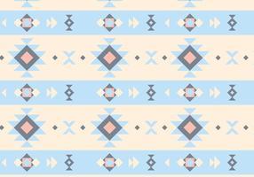 Vecteur de motif abstrait autochtone