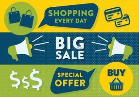 Super Sale Vector gratuit
