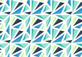Free Green Pattern # 6 vecteur