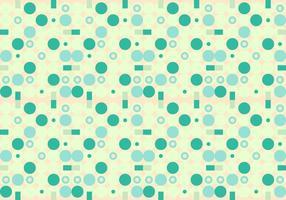 Free Green Fondos Pattern vecteur
