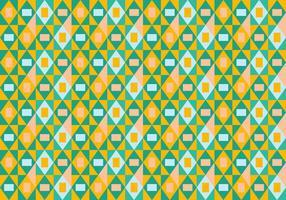 Free Green Pattern # 5 vecteur