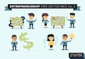 Emballage libre Vector Entrepreneurship Vol. 2
