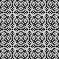 motif abstrait swatch cool fond noir et blanc sans soudure