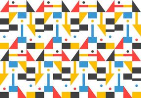 Free Abstract Pattern # 5 vecteur