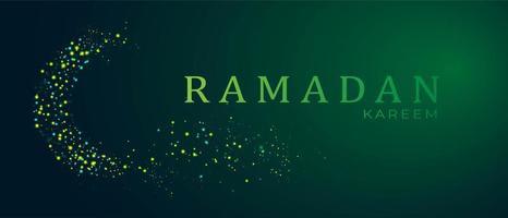 fond de ramadan kareem avec un espace pour le texte