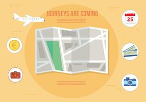 Illustration vectorielle gratuite Journey