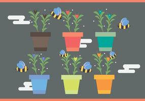 Free Thyme Vector Illustration # 1